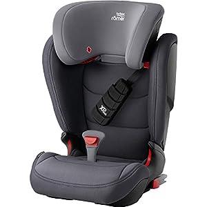 Britax Römer car seat 15-36 kg, KIDFIX Z-LINE Isofix Group 2/3, Storm Grey   4
