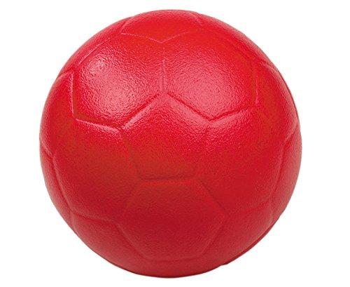 Betzold  33200 Überzogener Schaum Fußballbälle, Größe 4, mehrfarbig, 20 cm (Große Schaumstoff-blöcke)