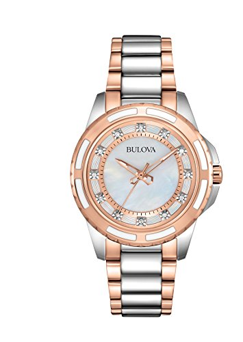bulova-diamond-womens-quartz-watch-with-mother-of-pearl-dial-analogue-display-and-rose-gold-silver-i