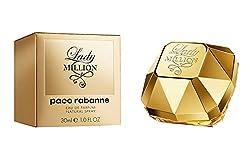 Paco Rabanne Lady Million femme / woman, Eau de Parfum, Vaporisateur / Spray 30 ml, 1er Pack (1 x 30 ml)