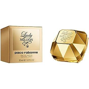 43d7904b6b1 Paco Rabanne Lady Million Eau de Parfum Spray for Women, 50 ml ...