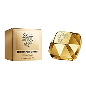 Lady Million by Paco Rabanne Eau De Parfum For Women