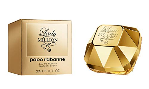 Paco Rabanne Lady Million Eau de Parfum Spray for Women, 30 ml