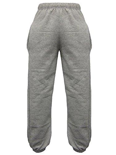 Body2Body - Pantalon de sport -  - Uni Femme Gris - Gris