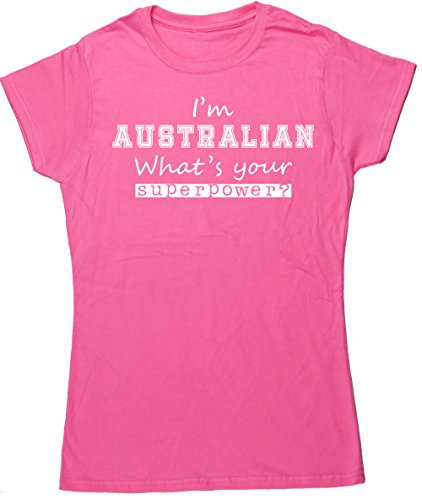 hippowarehouse-camiseta-para-mujer-rosa-rosa-x-large