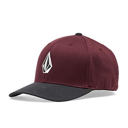 Volcom Men's Full Stone Xfit Flex Fit Hat 3 Flex Fit Cap
