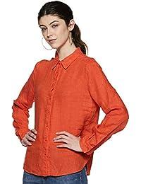 474a64c762665b Marks   Spencer Women s Plain Regular fit Shirt