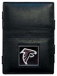 NFL Atlanta Falcons Leather Jacob's Ladder Wallet