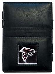 NFL Atlanta Falcons Leather Jacob's Ladder Wallet