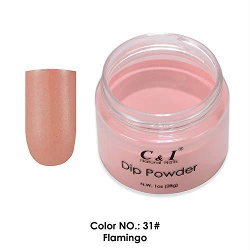 C & I plongée Powder couleur N ° 031 Flamingo Jaune Couleur Système