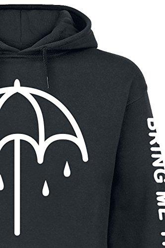 Bring Me The Horizon Umbrella Kapuzenpulli schwarz Schwarz