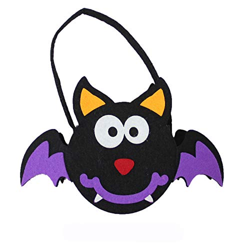 Halloween Dekorationen Rabatt - YiYuDe Halloween Candy Tüten Bonbon Taschen