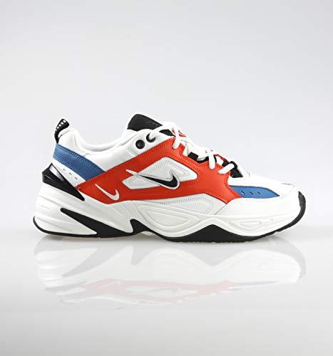 online store ac82b a2ba7 Nike M2K Tekno, Zapatillas de Running para Asfalto para Hombre, (Summit  White/