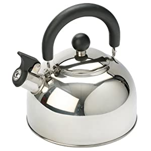 41GGrlIp2fL. SS300  - Vango Stainless Steel Camping Kettle With Folding Handle
