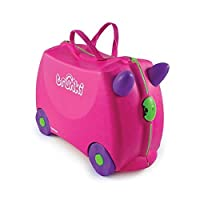 "Trunki Ride-On Suitcase ""Trixie"" (Pink)"