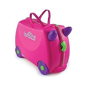 Trunki, Reisekoffer für Kinder, pink