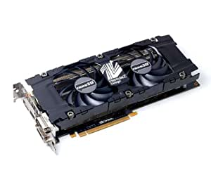 INNO3D GeForce GTX 780 Overclocked - 3 Go DDR5 - PCI Express 3.0 - Carte graphique (N78V-1SDN-L5HSX) + MC385-2M - 1,8 m - Câble HDMI mâle / mâle