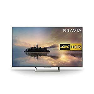 Sony Bravia 4K HDR Smart TV (2017 Model) – Black
