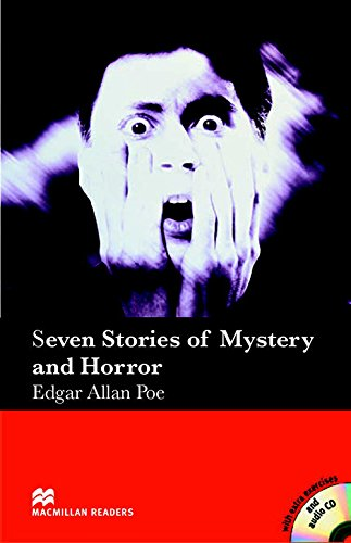 MR (E) Seven Stories Mystery and Horror: Elementary (Macmillan Readers 2005)