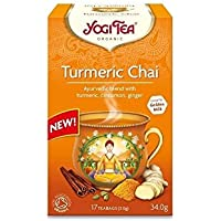 Yogi Tea Turmeric Chai 17pcs preisvergleich bei billige-tabletten.eu