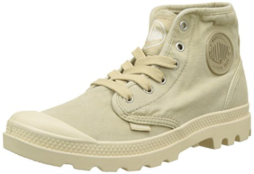 Palladium US Pampa High H, Baskets Hautes Hommes, Beige (Sahara F85), 44 EU
