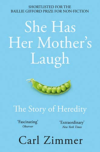 She Has Her Mother's Laugh por Carl Zimmer