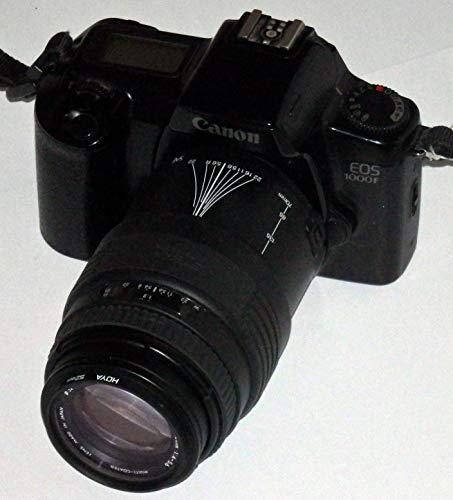 EOS 1000 F - SLR Kamera - inkl. Objektiv kompatibel mit Canon und Sigma UC Zoom 70-210 mm 1:4-5.6 Ø 52 Multi-Coated # Technik - ok Canon Digital Picture Frame
