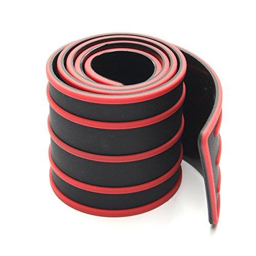 audew-890cm-ladekantenschutz-lackschutzfolie-lack-schutz-folie-schwarze-rote-stuecke