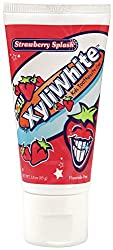 Childrens Xyliwhite Toothpaste- Strawberry Now Foods 3 oz Paste