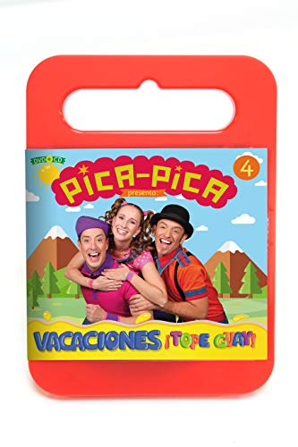 Vacaciones Tope Guay (DVD + CD)