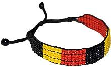 Culture Beads Handmade Bracelet (Belgium)