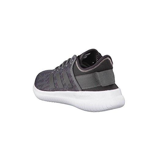 adidas Damen CF Qtflex W Low-Top, Schwarz grau (Gricua/Neguti/Roshel)