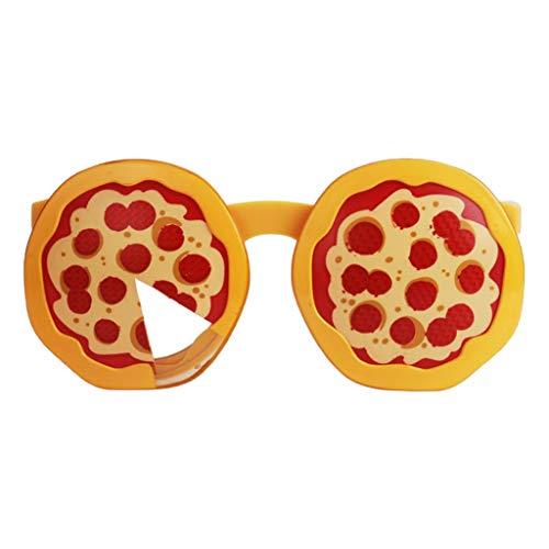 Baoblaze Lustige Brille Sonnenbrille Party Brillen Spaßbrille Dekobrille Partybrille Cosplay Kostüm Zubehör - ()