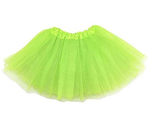 (hou zhi liang Mädchen Tutu Rock Ballett Petticoats Dancewear Fancy Kleid Party Dancewear Fairy Kleid)