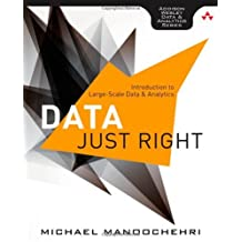 Data Just Right: Introduction to Large-Scale Data & Analytics (Addison-Wesley Data and Analytics) by Michael Manoochehri (2013-12-29)