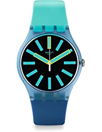 Swatch Herren-Armbanduhr SUOS105