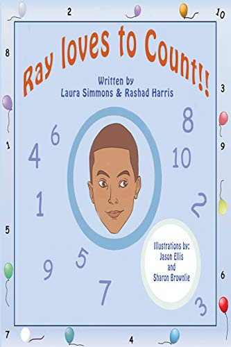 Ray Loves to Count (English Edition)