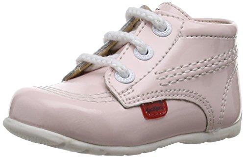 Kickers - Scarpe primi passi, Unisex - bambino , Rosa (Light Pink), 34 (2 uk)