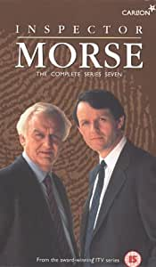 Inspector Morse - The Complete Series 7 [VHS] [1987]