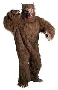 Humatt Perkins 53075 - Disfraz de hombre lobo, talla 42/44 (surtido)