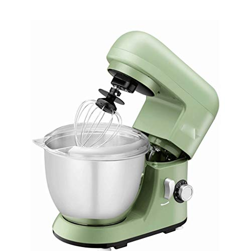 SCRFF Egg Beater Stainless Steel Design 4.0L große Kapazitäts-Haushaltsmixer, 550W High Power 6 Speed   Control Mixer