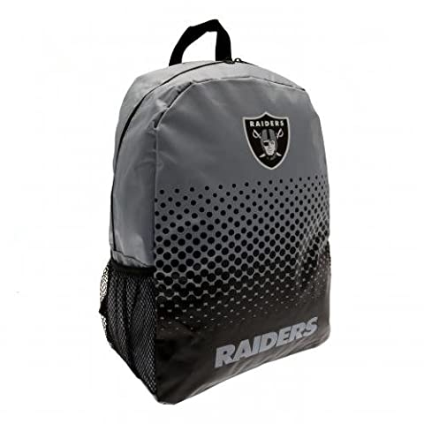 Forever Collectibles Oakland Raiders Fade NFL Rucksack
