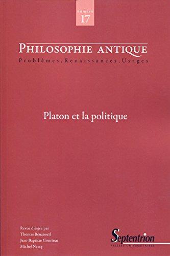 Platon et la politique