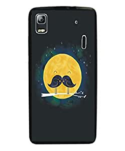 Techno Gadgets back Cover for Lenovo A7000