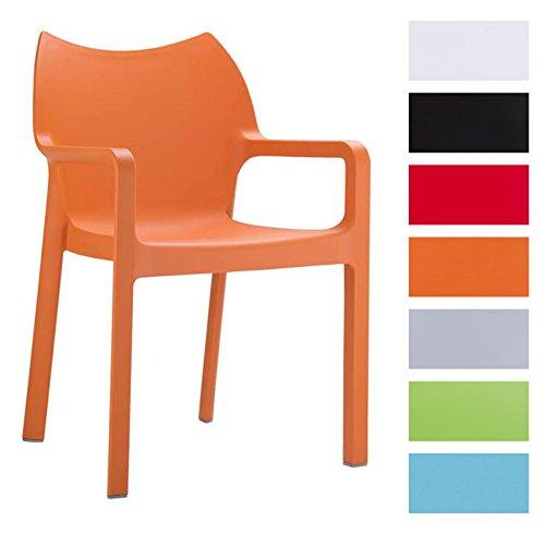 CLP-Chaise-de-jardin-XXL-empilable-DIVA-avec-accoudoirs-rsistance–leau-et-aux-rayons-ultraviolets-qualit-suprieure-capacit-de-charge-max-160-kg