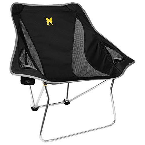 ALITE Stonefly Camping Chair One Size Black