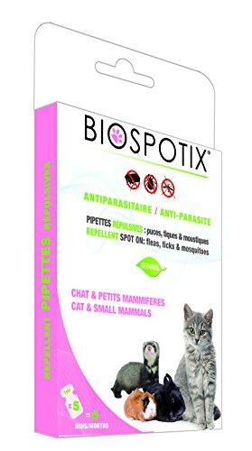 arppe 2963010100 Pipetas Biospotix para Gatos, 5 Unidades