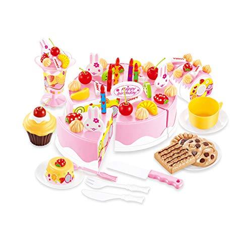Yousheng Fruchtkuchensimulationsspielhaus-Spielzeugsatz der Kinder der pädagogischen Spielwaren