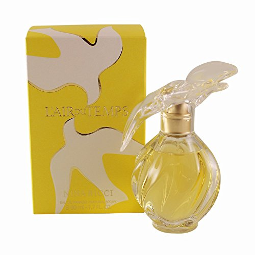 Nina Ricci L'Air Du Temps femme/woman Eau de Parfum Spray, 1er Pack(1 x 50 ml) -