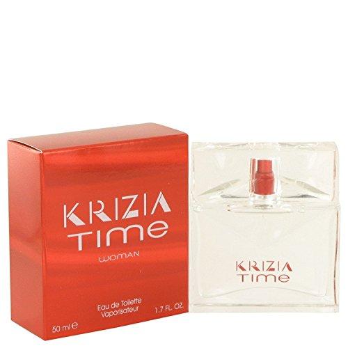 Krizia Time Eau De Toilette Spray 1.7 oz / 50 ml (Women)